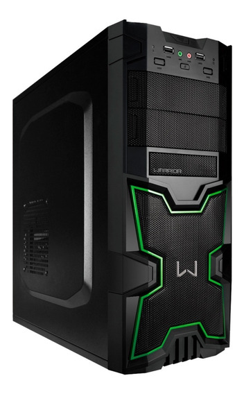 Gabinete Pc Warrior Gamer Ga154 Jogo Computador Multilaser