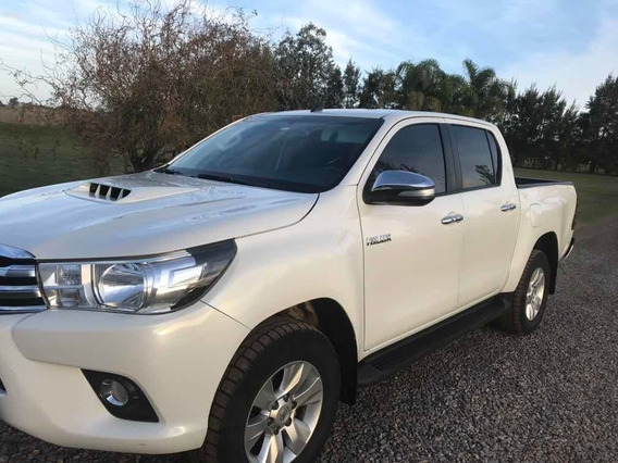 Toyota Hilux 3.0 Cd Srv Limited Tdi 171cv 4x4 5at 2016
