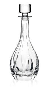 Garrafa Para Whisky Rcr Cristalleria Italiana Trix 900 Ml