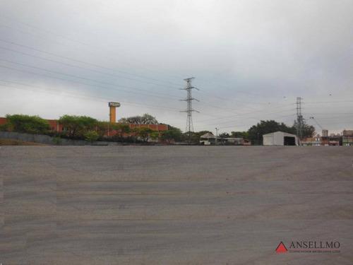Área Para Alugar, 5000 M² Por R$ 50.000,00/mês - Paulicéia - São Bernardo Do Campo/sp - Ar0012