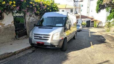 Van Ford Transit 2.2 2012 Prata