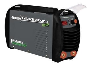 Soldadora Gladiator Ie 8250/6/220 De 250 Amp. (envio Gratis)