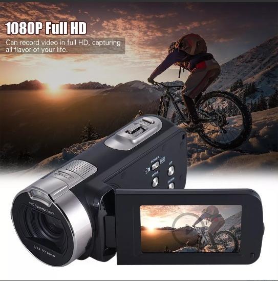 Filmadora Andoer Full Hd 20 Mp Zoom ,16 X Tela 2.7