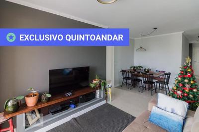 Apartamento No 9º Andar Mobiliado Com 3 Dormitórios E 3 Garagens - Id: 892862886 - 162886