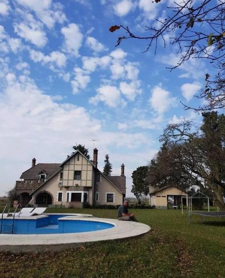 Casa Quinta Para Alquiler Semanal