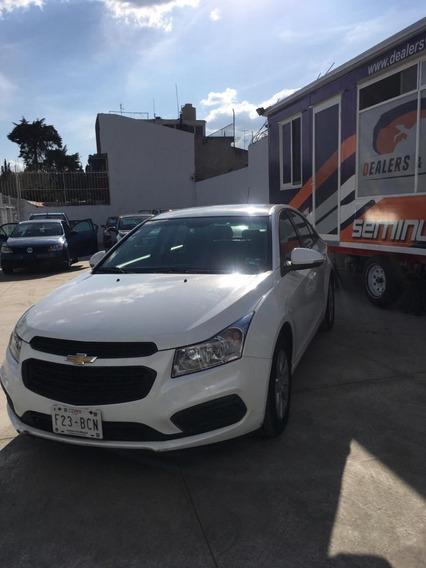 Chevrolet Cruze 2016 1.8 Ls At Tela