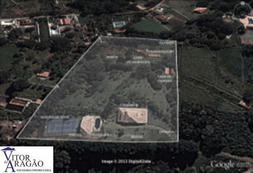 05001 -  Sitio 4 Dorms. (4 Suítes), Atibaia - Atibaia/sp - 5001