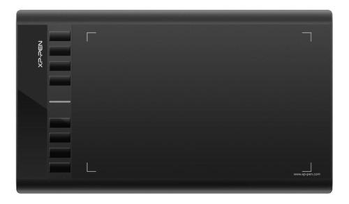 Imagen 1 de 2 de Tableta digitalizadora XP-Pen Star 03 V2  black