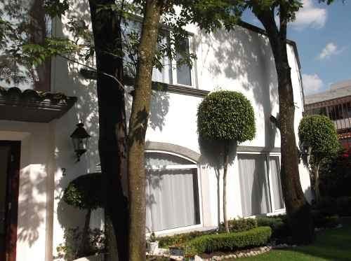 Amplia Casa En San Jerónimo Lídice Solo 4 Casas (a)