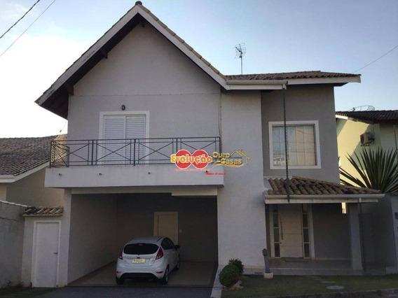 Casa - Condomínio Itatiba Country - Ca3387