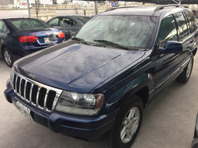 Jeep Grand Cherokee 3.6 Limited V6 4x2 Mt, 2003