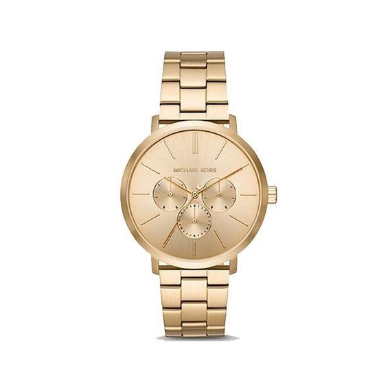 Relógio Michael Kors Feminino Dourado Mk8702/1dn