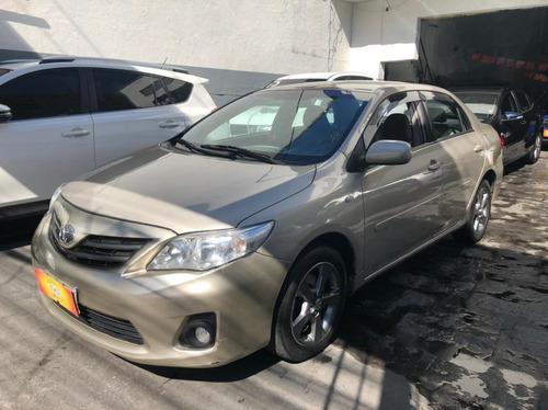 Imagem 1 de 11 de Toyota Corolla Gli 1.8 Automático + Couro + Gnv + Multimídia