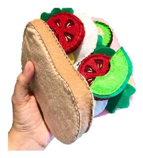 Hot Sale Descto Juego Didáctico Sandwich Niños Regalo Papá
