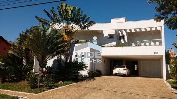 Casa Para Locação E Venda No Alphaville Campinas - Ca03927 - 34465633