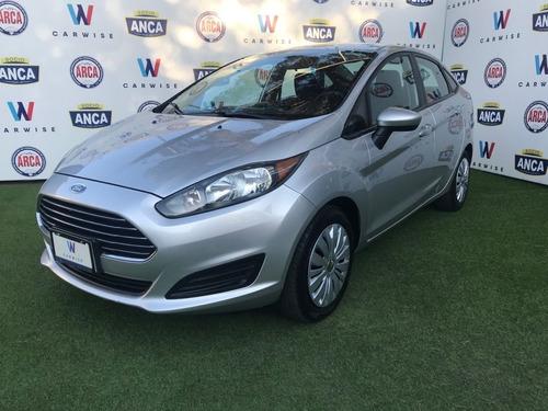 Imagen 1 de 10 de Ford Fiesta S 2014