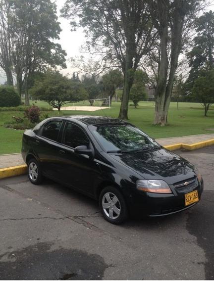 Chevrolet Aveo Sedan 1.6 Full Equipo A.a