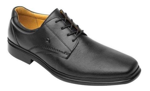 Zapato Quirelli Formal Color Negro Caballero Q81714