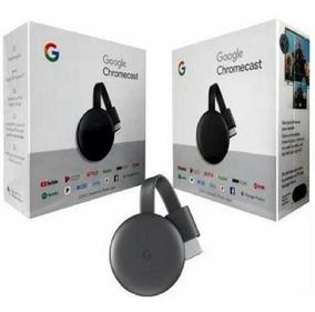 Aparelho Adaptador Smartv Netflix Chromecast 2 Novo Lacrado