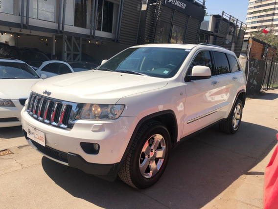 Jeep Grand Cherokee Limited 4x4 5.7 Hemi 2013