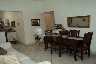 Apartamento Em Santos Bairro Encruzilhada - V2431