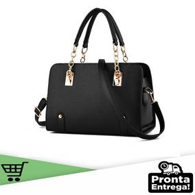 ca402ea862 Bolsa Couro Fino - Bolsas Femininas no Mercado Livre Brasil