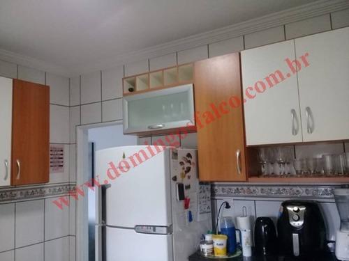 Venda - Apartamento - Jardim São Domingos - Americana - Sp - D3099