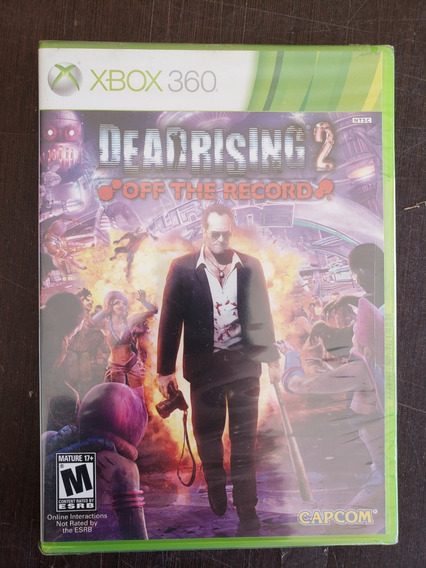 Dead Rising 2 Off The Record - Xbox 360 Lacrado