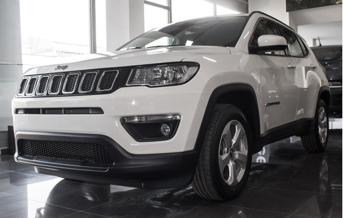 Jeep Compass 2020 Autom 6 Vel - 6 Airbags - 4x2 - 0km
