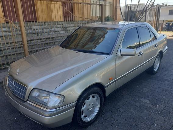 Mercedes C280 Elegance Impecavel 126.000kms Completa