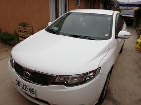 Kia Ex 5d Blanco 2012