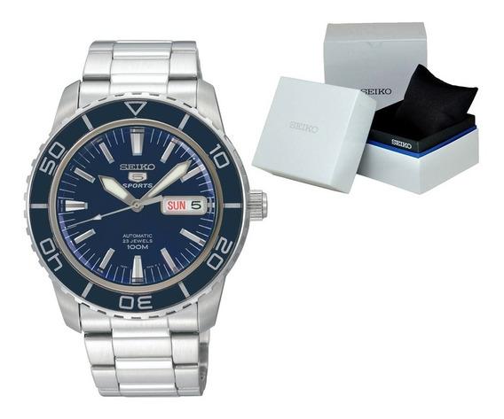 Reloj Hombre Seiko 5 Sports Snzh53k1 Automático Caballero