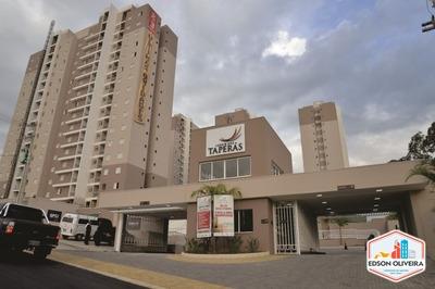 Apartamento De 53m2 Com 02 Dorm - Jardim Taperás Salto/sp