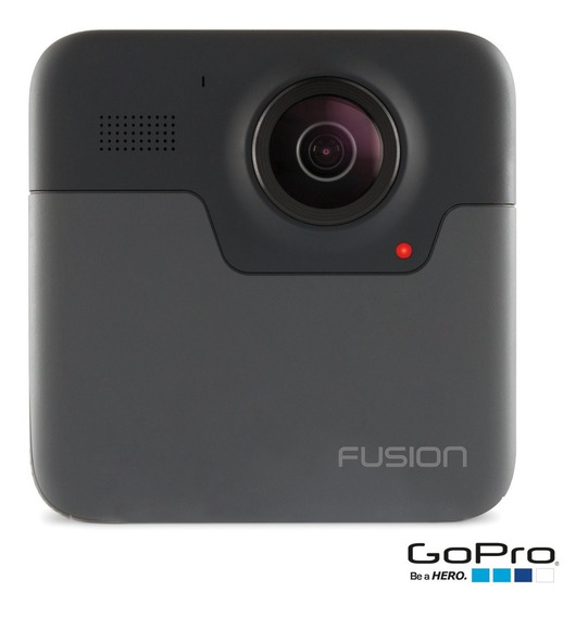 Gopro Fusion 360 + 2 Sd Cards 64gb