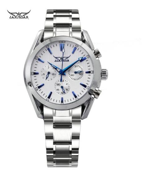 Relógio Jaragar Importado, Original Com Caixa