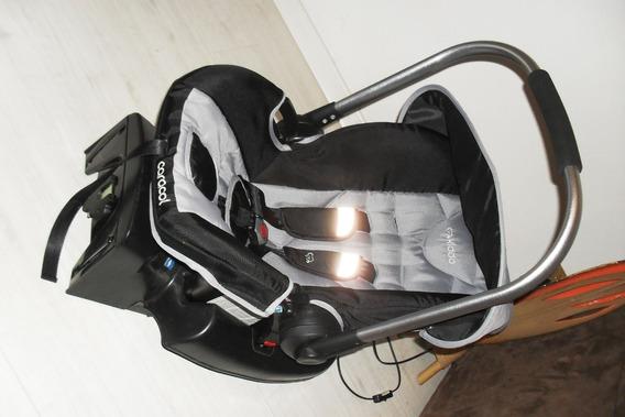 Cadeirinha Bebê Conforto Com Base Kiddo