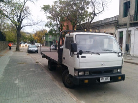 Camion Hyundai Mighty 2.5. Año 1999
