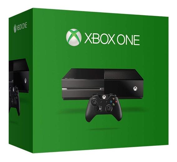 Xbox One 500gb + Controle + Kinect + 1 Jogo Brinde