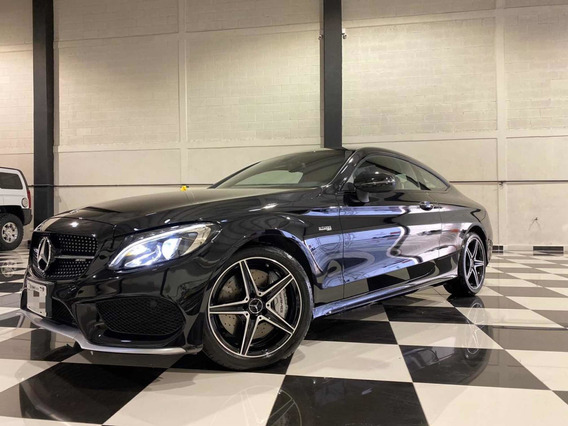 Mercedes-benz Clase C 3.0 C 43 Amg Coupe At 2018