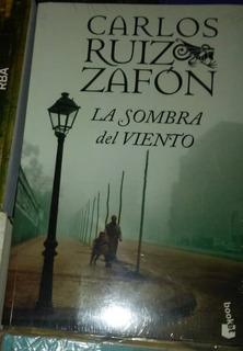 La Sombra Del Viento. Carlos Ruíz Zafón.