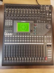 Mesa Digital Yamaha 01v96i (usada Apenas 3 Vezes)