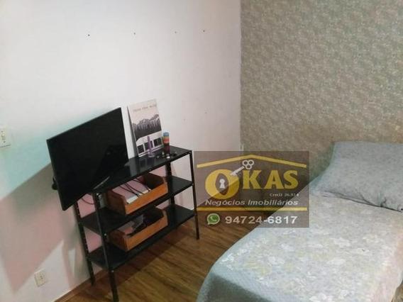Apartamento Para Locação Em Suzano, Vila Figueira, 2 Dormitórios, 1 Banheiro, 1 Vaga - Ap0441.l_1-1425049