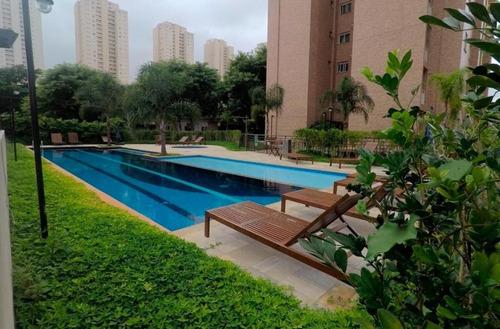 Apartamento 70 Metros, Pronto Para Morar 3 Dormitórios, 1 Suíte, 2 Vagas, Lazer Completo, Terraço Gourmet! - 15422
