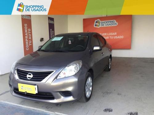 Nissan Versa Full 2014