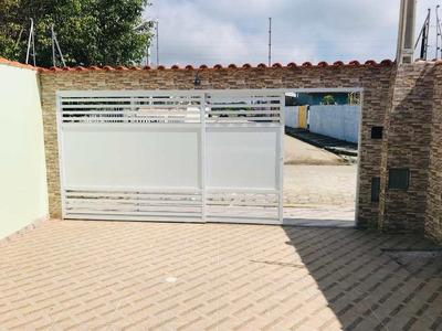 Casa Em Bopiranga, Itanhaém/sp De 87m² 2 Quartos À Venda Por R$ 240.000,00 - Ca232038