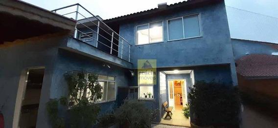 Sobrado Com 5 Dormitórios À Venda, 320 M² Por R$ 1.500.000,00 - Parque São Domingos - São Paulo/sp - So2509