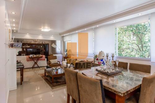 Apartamento Para Venda No Bairro Higienópolis Em São Paulo - Cod: Bi938 - Bi938