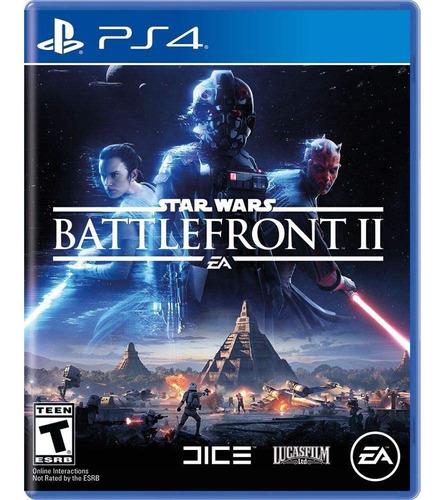 Imagen 1 de 1 de Star Wars Battlefront 2 - Ps4 Fisico Nuevo Y Sellado