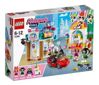 Todobloques Lego 41288 Powerpuff Girls Ataque De Mojojo !!