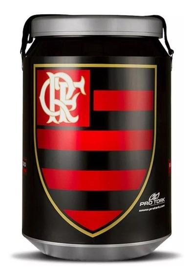 Cooler Térmico Time Flamengo 24 Latas Com Alça Cerveja Refri